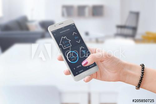 smarthus kontroll mobilapp